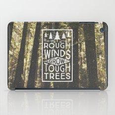 TOUGH TREES iPad Case
