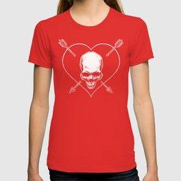Eros & Thanatos (Joli Rouge Red Flag) T-shirt