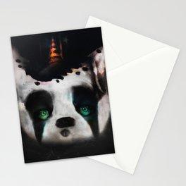 Dog ( Capalau) Stationery Cards