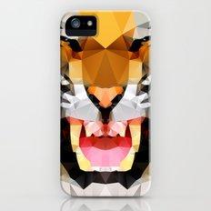 Tiger - Geo iPhone (5, 5s) Slim Case