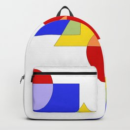 Primary Colors Backpack