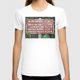 Trail Miles T-shirt