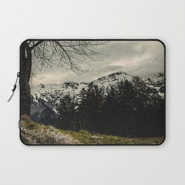 Against the Wind Laptop Sleeve