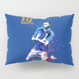 Sports art _ France world cup football 2018 Pillow Sham