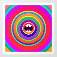 Jawbreaker Art Print