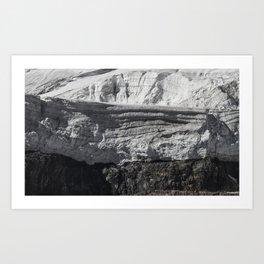 6 Glaciers, Lake Louise Art Print
