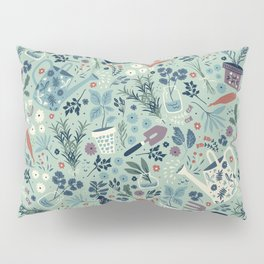 Herb Garden Pillow Sham
