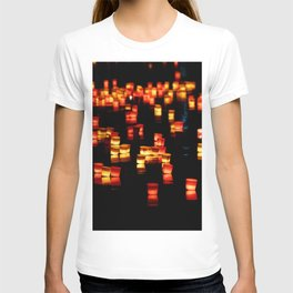 Floating Laterns T-shirt