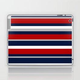 Flag Stripes Laptop & iPad Skin