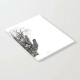 Natural detailing 12, hand Notebook