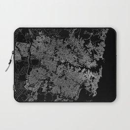 Sydney map Australia Laptop Sleeve