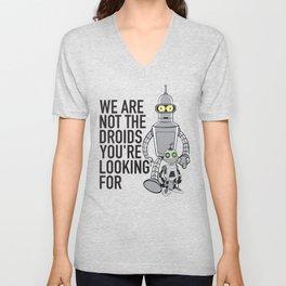 DROIDS Unisex V-Neck