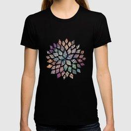 Abstract Floral Petals 4 T-shirt