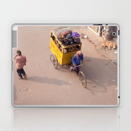 India New Delhi Paharganj 5557 Laptop & iPad Skin