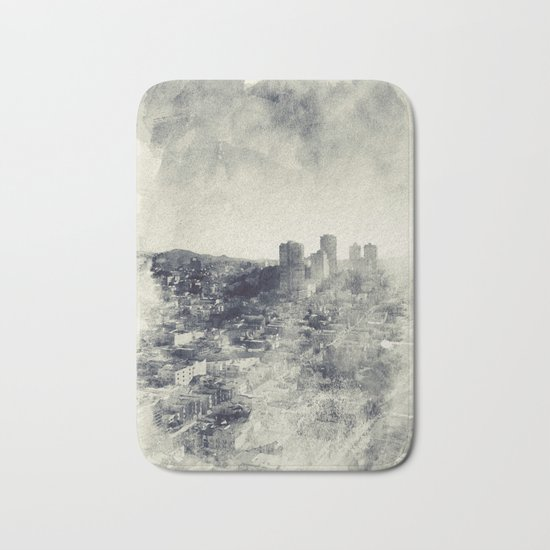 The City Bath Mat