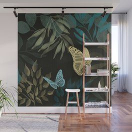 Butterfly Freedom Wall Mural