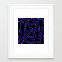 gothic Framed Art Prints featuring Gothic by David  Gough