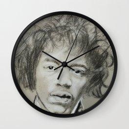 James Marshall Wall Clock