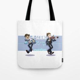 k-science rockstars Tote Bag