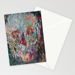 FREE FROM ANY COMMITMENT Stationery Cards