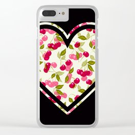 Summer Of Love .  2 Clear iPhone Case