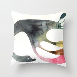 Canada goose Throw Pillow