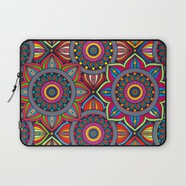 African Style No8 Laptop Sleeve