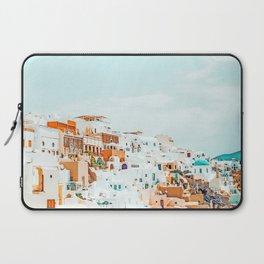 Travelers    #photography #greece Laptop Sleeve