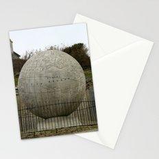 Durlston Globe Stationery Cards