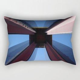 Berlin Bell Tower Rectangular Pillow