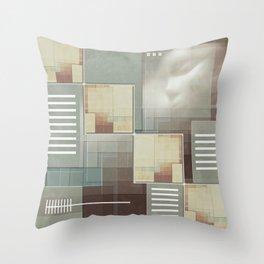 Shape Makers Throw Pillow