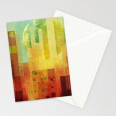 Urban Sunset II Stationery Cards