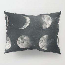 Moon Phase Pillow Sham