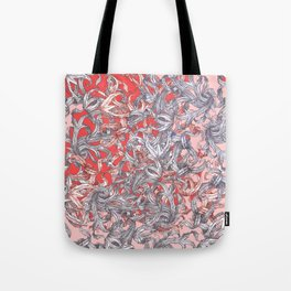 'A world of made is not a world of born' Tote Bag