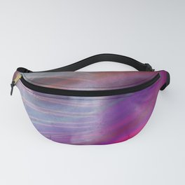Rainbow portrait Fanny Pack