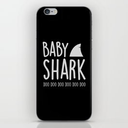 Baby Shark iPhone Skin