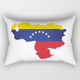 Venezuela - venezuelan heart - flag design Rectangular Pillow