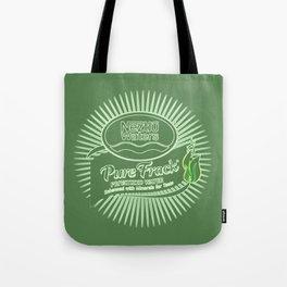 Pure Frack Fallout Formula Tote Bag