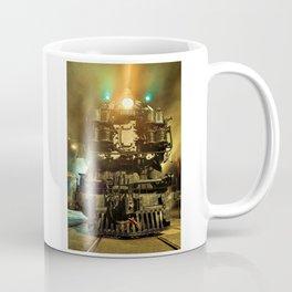 UP 9000. Union Pacific. Steam Train Locomotive. © J&S Montague. Coffee Mug