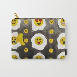 funny side up Carry-All Pouch