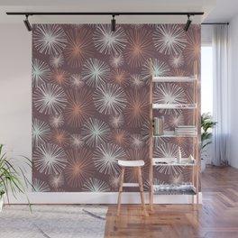 Pine cones Wall Mural
