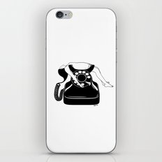 Ring My Bell iPhone Skin