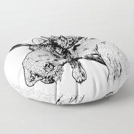 MOOS Floor Pillow
