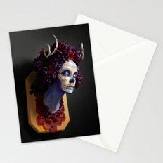 Momma Muertita Side Stationery Cards