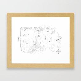 Auricia Framed Art Print