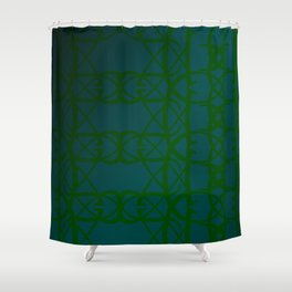 Print Shower Curtain
