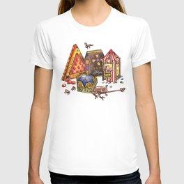 Wizarding World Candy T-shirt