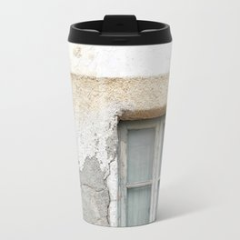 Grunge Window Travel Mug