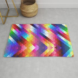 HIPSTER GEOMETRY Rug