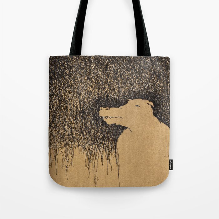 Fading Slowly Tote Bag